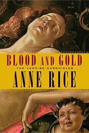 Cover art for BLOOD AND GOLD