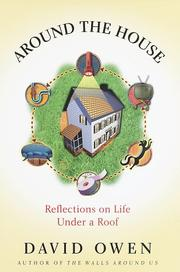 Book Cover for AROUND THE HOUSE