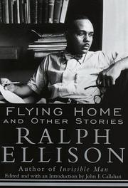 Book Cover for FLYING HOME