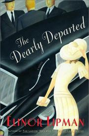 Cover art for THE DEARLY DEPARTED