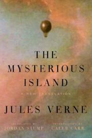 Cover art for THE MYSTERIOUS ISLAND