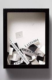 Cover art for THE LUZHIN DEFENSE