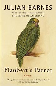 Cover art for FLAUBERT'S PARROT