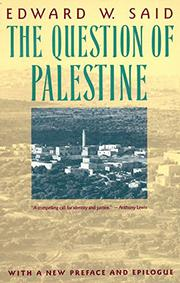 Book Cover for THE QUESTION OF PALESTINE