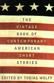 Cover art for THE VINTAGE BOOK OF CONTEMPORARY AMERICAN SHORT STORIES