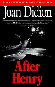 Cover art for AFTER HENRY