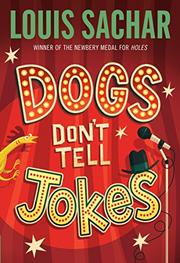 Cover art for DOGS DON'T TELL JOKES