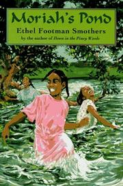 Cover art for MORIAH'S POND