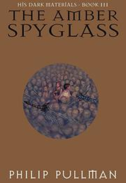 Cover art for THE AMBER SPYGLASS
