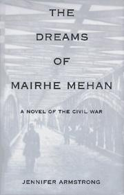 Book Cover for THE DREAMS OF MAIRHE MEHAN
