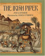 Cover art for THE IRISH PIPER