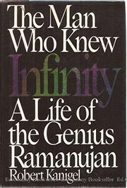 Book Cover for THE MAN WHO KNEW INFINITY
