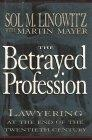 Book Cover for THE BETRAYED PROFESSION