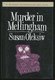 Cover art for MURDER IN MELLINGHAM