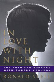 Cover art for IN LOVE WITH NIGHT