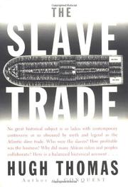 Book Cover for THE SLAVE TRADE