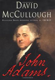 Cover art for JOHN ADAMS
