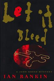Book Cover for LET IT BLEED