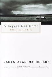 Cover art for A REGION NOT HOME