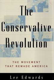 Cover art for THE CONSERVATIVE REVOLUTION