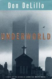 Cover art for UNDERWORLD
