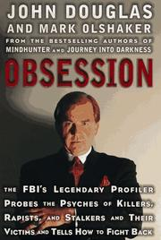 Cover art for OBSESSION