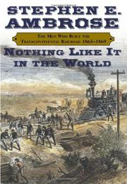 Book Cover for NOTHING LIKE IT IN THE WORLD
