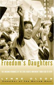 Cover art for FREEDOM'S DAUGHTERS