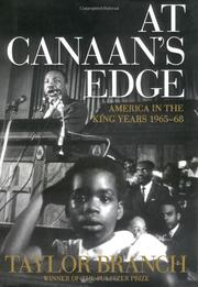 Cover art for AT CANAAN'S EDGE
