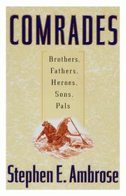 Cover art for COMRADES