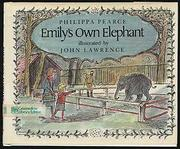 Book Cover for EMILY'S OWN ELEPHANT