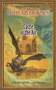Cover art for CASTLE IN THE AIR
