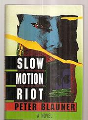 Cover art for SLOW MOTION RIOT