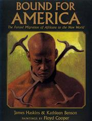 Cover art for BOUND FOR AMERICA