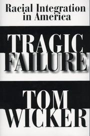 Cover art for TRAGIC FAILURE