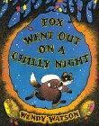 Book Cover for FOX WENT OUT ON A CHILLY NIGHT