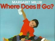 Cover art for WHERE DOES IT GO?