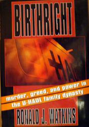 Cover art for BIRTHRIGHT