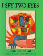Cover art for I SPY TWO EYES