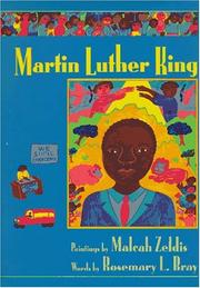Cover art for MARTIN LUTHER KING