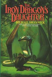 Book Cover for THE IRON DRAGON'S DAUGHTER