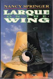 Cover art for LARQUE ON THE WING