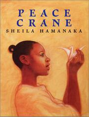 Book Cover for PEACE CRANE