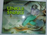 Cover art for UNCLE SNAKE