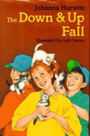 Book Cover for THE DOWN AND UP FALL