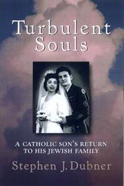Book Cover for TURBULENT SOULS