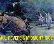 Cover art for PAUL REVERE'S MIDNIGHT RIDE