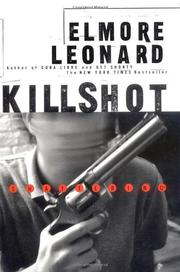 Book Cover for KILLSHOT