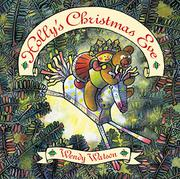 Cover art for HOLLY'S CHRISTMAS EVE