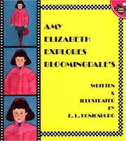 Cover art for AMY ELIZABETH EXPLORES BLOOMINGDALE'S